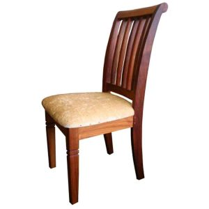 a chair in a room dining chairs