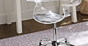 acrylic desk chair office chairs