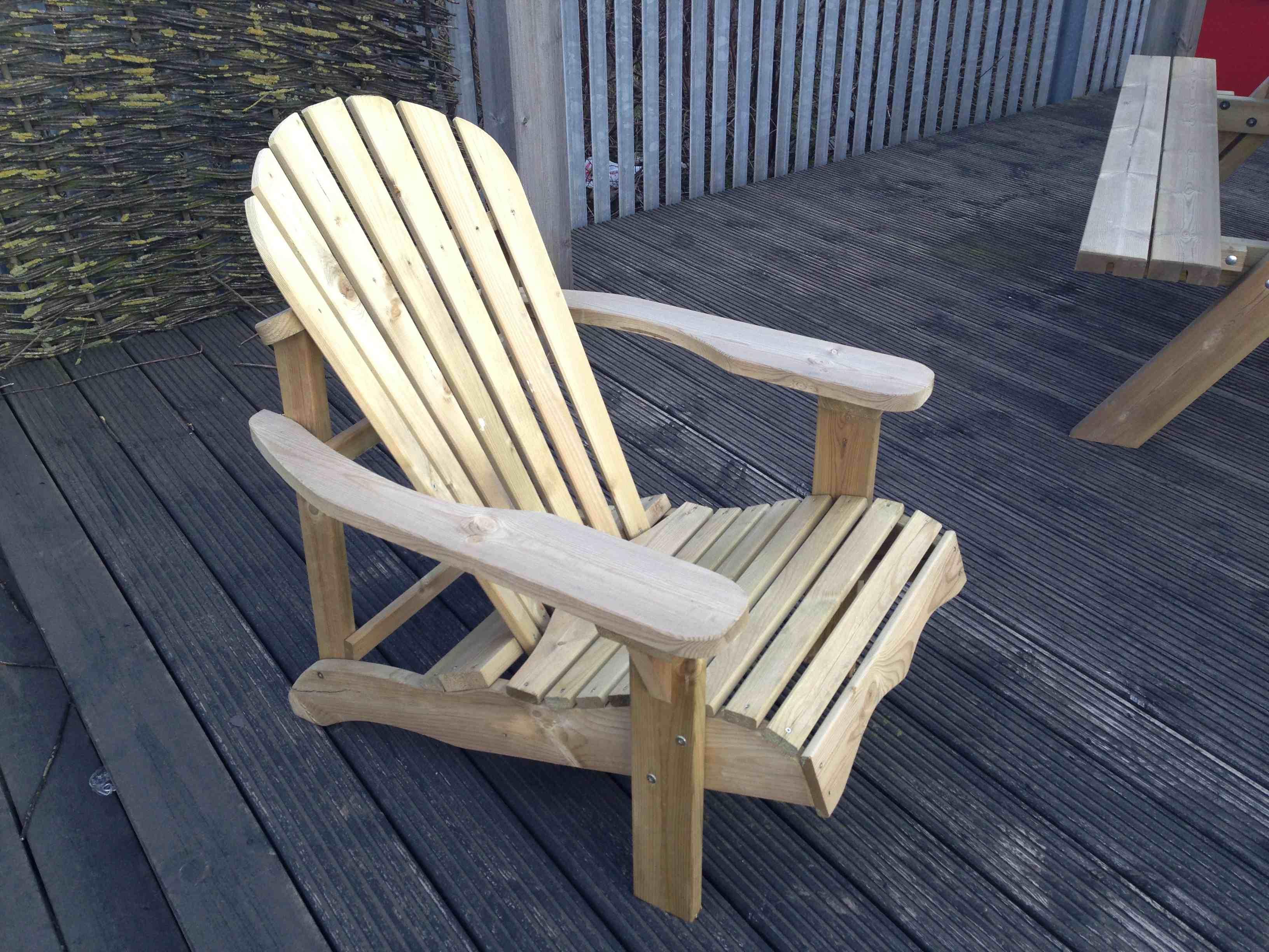 adirondack chair kits