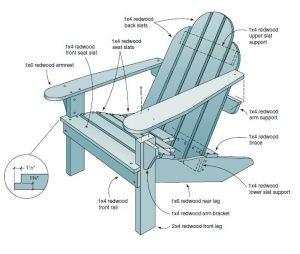 adirondack chair plans adirondack chair plans free