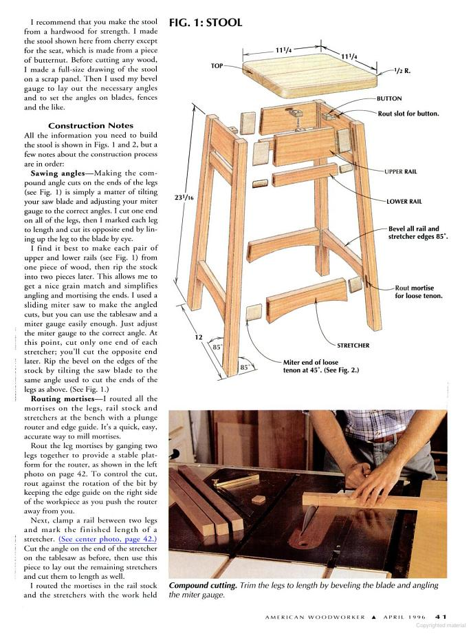 adirondack chair plans pdf