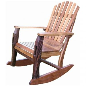 adirondack rocking chair ts