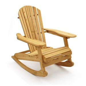 adirondack rocking chair plans garden patio wooden adirondack rocking chair image