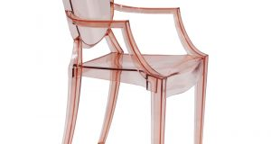 adirondak chair pattern kartell ghost chair red