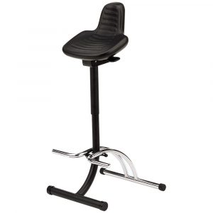 adjustable desk chair score sit stand stool steady
