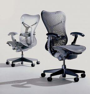 aeron chair review ergonomic chair mirra