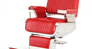 all purpose salon chair ared
