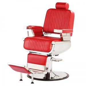 all purpose salon chair ared
