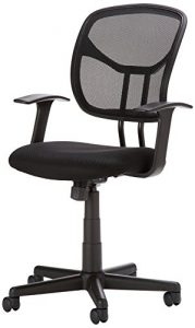 amazonbasics mid back mesh chair sjduxcjzl
