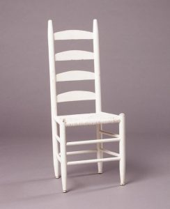 antique ladderback chair vps chair white ladder back vintage chair southern events nashville