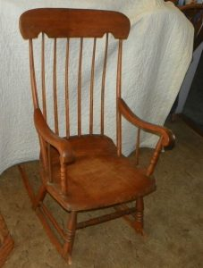 antique rocking chair s l