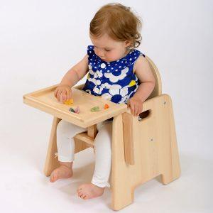 baby feeding chair wooden feeding chair
