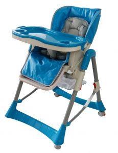 baby feeding chair baby highchair blue kmswm