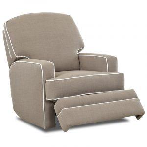 baby reclining chair bridger swivel glide recliner