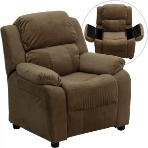 baby reclining chair king brown x