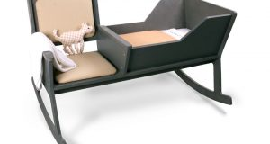 baby rocker chair cute and comfortable rocking chair with baby cradle rockid from ontwerpduo