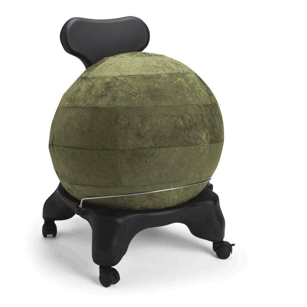 balance ball chair