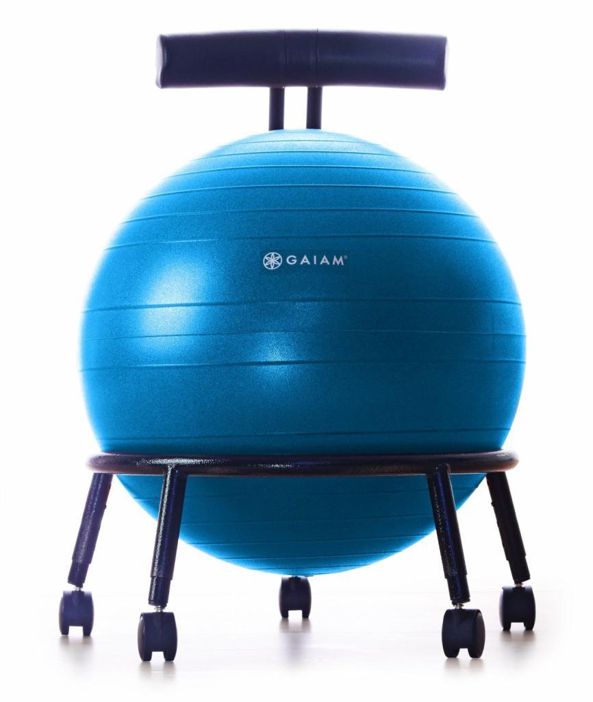 balance ball office chair