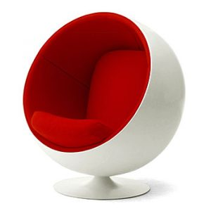 ball chair for office eero aarnio