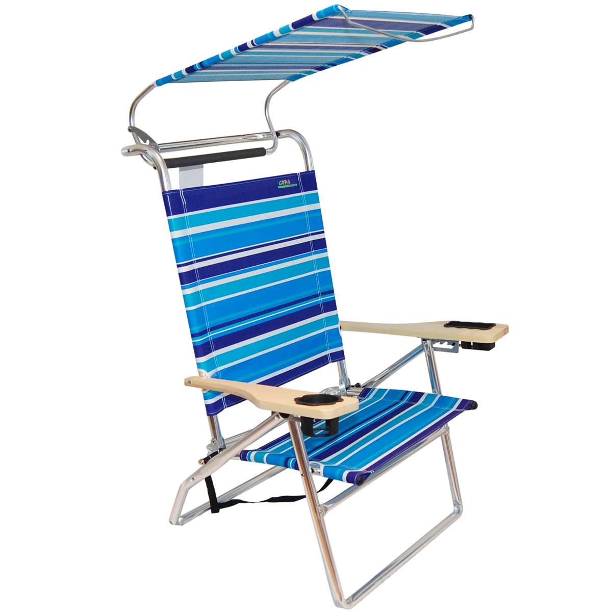 beach chair with canopy