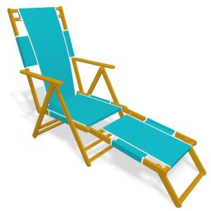 beach lounge chair beach lounge chair d model