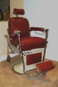 belmont barber chair antique barber chairs
