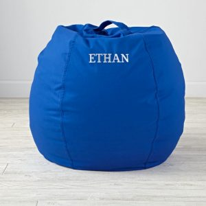 Big Bean Bag Chair Cool Beans Blue Bean Bag Chair