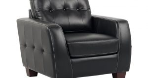 black leather chair lr chr santoro black~santoro black leather chair