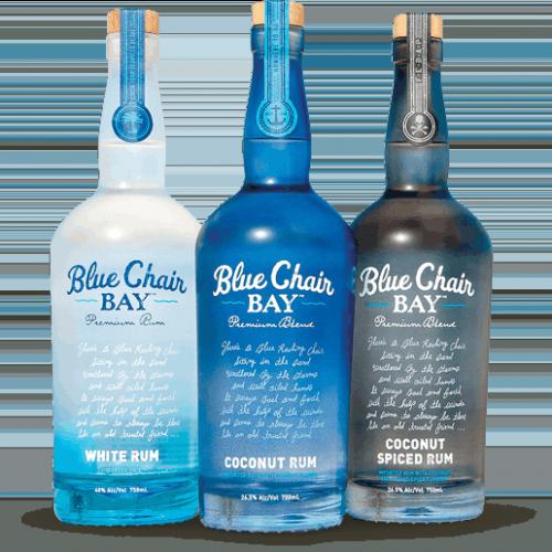 blue chair rum