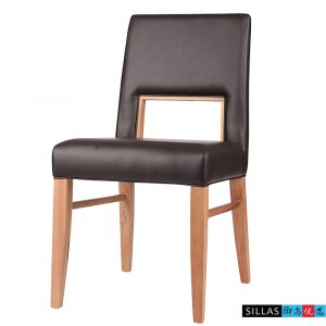 blue leather chair leather ikea scandinavian modern design solid wood dining chairs minimalist retro cafe bar restaurant chairs