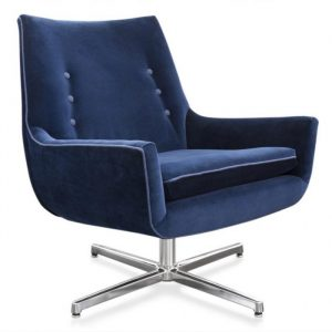 blue rocking chair living room swivel chairs