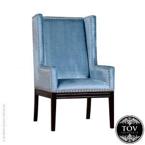 blue velvet chair tov tribeca blue velvet chair