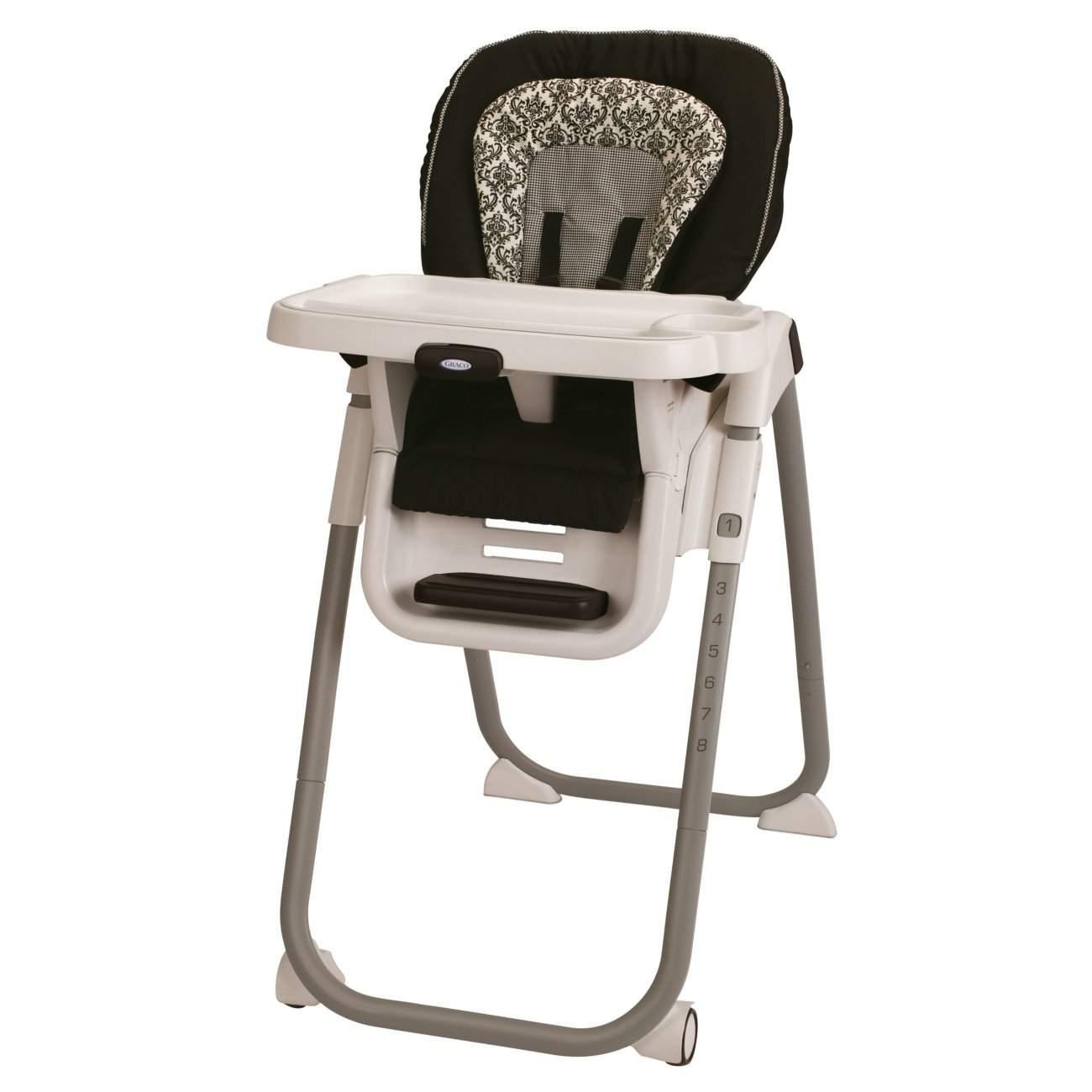 boon flair high chair