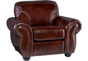 brown office chair lr chr gabriello chestnut~brockett brown leather chair