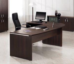 brown office chair moka executive desk