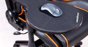 bucket seat office chair d