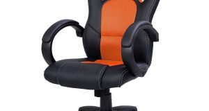 bucket seats office chair desk office chair race car style bucket seat orange
