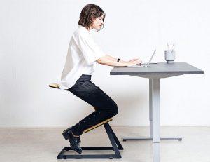 bungee desk chair kneeling chair