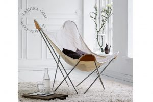 butterfly chair frame furniture l leather mariposa chaise aa butterfly bkf