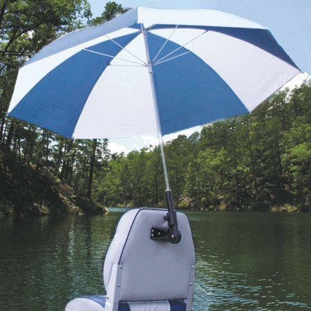 camping chair with umbrella