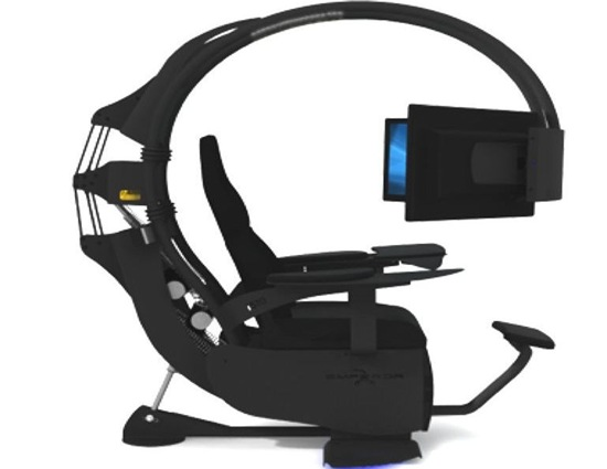 car seat office chair