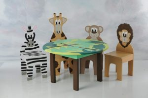 card table and chair set modern kids wood table and chairs set with kids table and chair set with jungle theme design ideas felmiatika