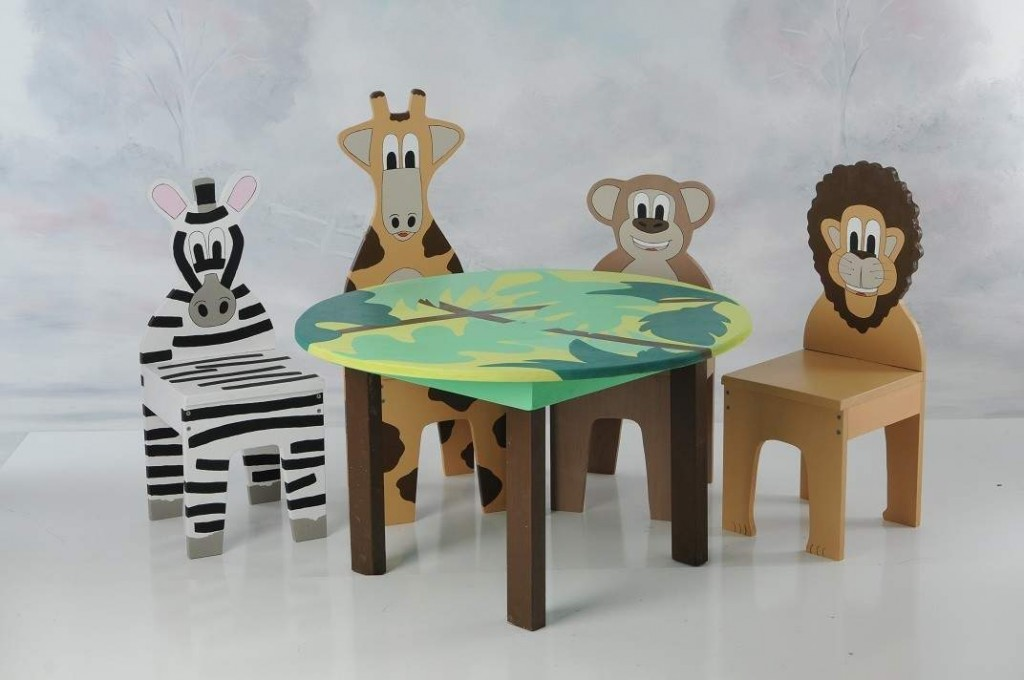 card table and chair set