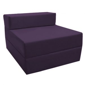 chair beds walmart purple