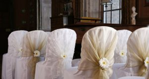 chair coverings weddings glemham