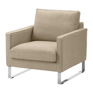 chair cushion ikea mellby armchair beige pe s