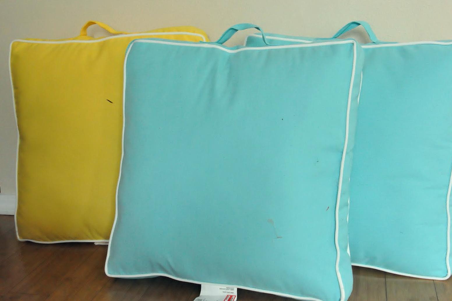 chair cushions target