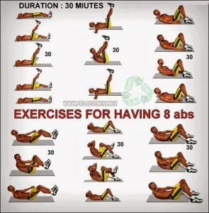 chair exercise for abs exercises for having pack abs