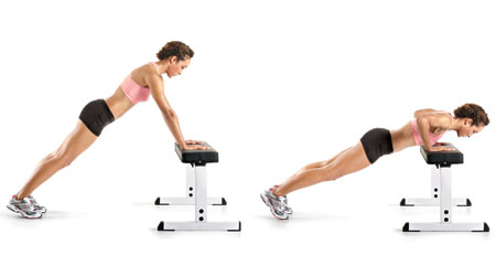 chair exercise for abs