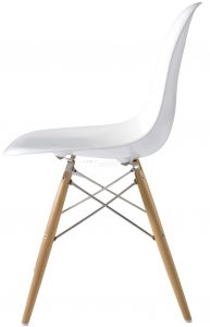 chair floor matt charles eames style dsw fibreglass dining replica chair swiveluk com